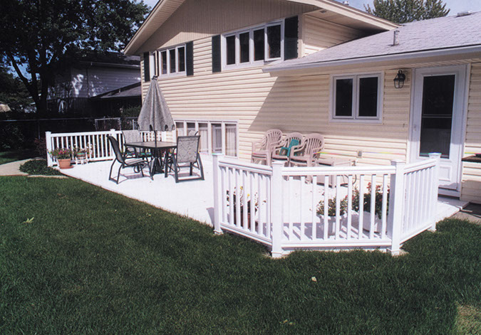 Deck Installation By For U Builders In Connecticut Amp The