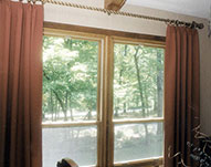 For-U-Builder Wooden Windows