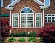 Double Hung Picture Vinyl Window