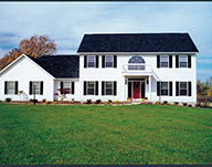 Vinyl Siding & Picture Windows