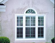 Double Hung Vinyl Living Room Windows