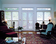 For-U-Builder Living Room Glass Doors & Windows