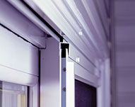 Kensington HPP Sliding Glass Door Hardware