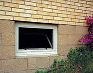 Basement Awning Window