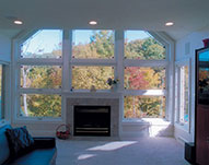 Custom Decorative Awning Windows