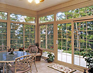 Enclosures Sunrooms