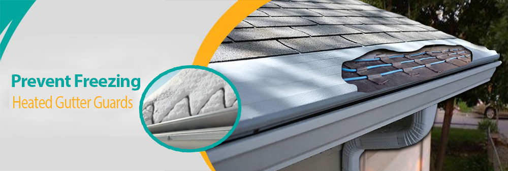 Heated Gutter Guards