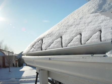 The Advantages of Heated Gutter Guards
